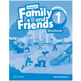 American Family And Friends 1 - Workbook - Second Edition -