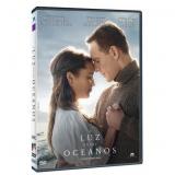 A Luz Entre Oceanos (DVD) - Michael Fassbender, Rachel Weisz