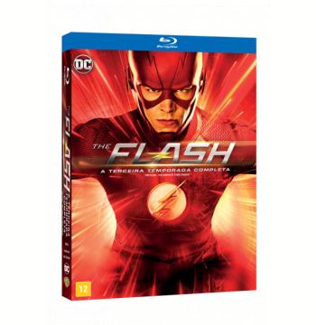 The Flash - 3ª Temporada (4 Discos) (Blu-Ray)