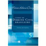 Curso de Direito Civil Brasileiro - Direito de Família (Vol. 5) - Maria Helena Diniz