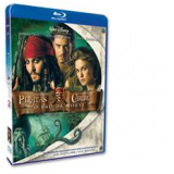 Piratas do Caribe - O Baú da Morte (Blu-Ray)