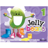 Jelly Beans 1 - Student's Book (with Cd-rom) - Rebecca Williams