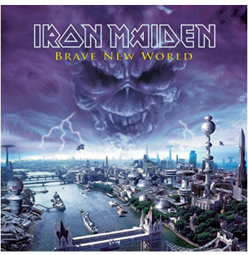 Iron Maiden - Brave New World (CD)