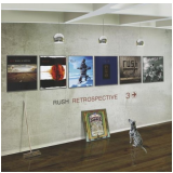 Rush - Retrospective 3 - (1989 - 2007) (CD) - Rush