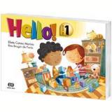 Hello! - Pre Book - 1 - Educação Infantil - Rita Faria, Eliete Morino