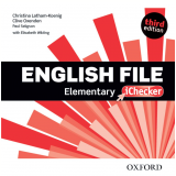 English File Elementary - Workbook With Key Ichecker Pack - Third Edition -