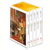Box - Hist�ria do Brasil Na��o: 1808-2010 (5 Vols.) - Lilia Moritz Schwarcz (Org.)