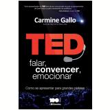 TED: falar, convencer, emocionar