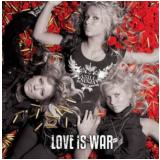 Vanilla Ninja - Love Is War (CD) - Vanilla Ninja