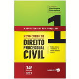 Novo Curso de Direito Processual Civil - (Vol. 01) - Marcus Vinicius Rios Gonçalves