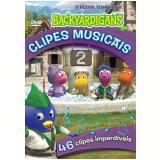 Backyardigans Em Clipes Musicais 2 - 3ª Temporada (DVD) - Backyardigans
