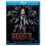 John Wick - Um Novo Dia Para Matar (Blu-Ray) - Keanu Reeves, Ian Mcshane