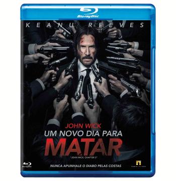 John Wick - Um Novo Dia Para Matar (Blu-Ray)