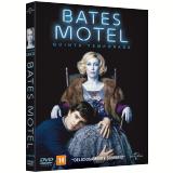 Bates Motel - 5ª Temporada (3 DVDs) - Vera Farmiga, Freddie Highmore, Kenny Johnson