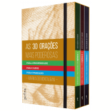 Box - As 30 Orações Mais Poderosas (3 Vols.)