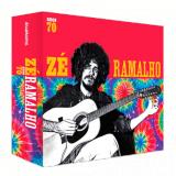 Box - Zé Ramalho Anos 70 (CD) - Zé Ramalho