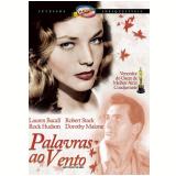 Palavras ao Vento (DVD) - Lauren Bacall, Robert Stack, Rock Hudson