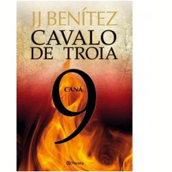 Livros - Cavalo de Troia - Operação Cavalo de Troia ( Vol. 9 ) - J. J. Benitez - 9788576657521
