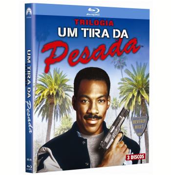 Trilogia Um Tira da Pesada (Blu-Ray)