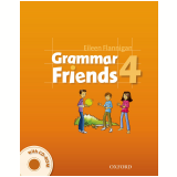 Grammar Friends 4 Student Book With Cdrom Cd Included -