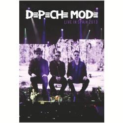 DVD - Depeche Mode - Live In Spain 2013 - 7898581831594