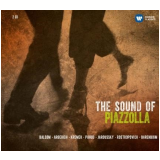 The Sound Of Piazzolla (CD) - Astor Piazzolla