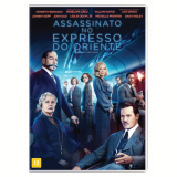 Assassinato no Expresso do Oriente (DVD) - Johnny Depp, Michelle Pfeiffer, Judi Dench
