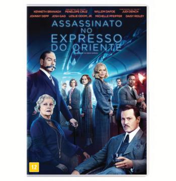 Assassinato no Expresso do Oriente (DVD)