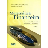 Matem�tica Financeira - Washington Franco Mathias , Jos� Maria Gomes