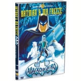 Batman & Mr. Freeze: Abaixo de Zero (DVD) - Kevin Conroy, Michael Ansara