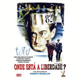 Onde Está a Liberdade? (DVD) - Roberto Rossellini (Diretor)
