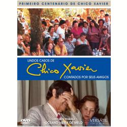 DVD - Lindos Casos de Chico Xavier Contados por Seus Amigos ( 4 DVDs ) - Oceano Vieira de Melo ( Diretor ) - 7895233118508