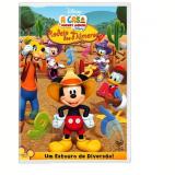 A Casa do Mickey Mouse - Rodeio dos Números (DVD) - Anders Bircow, Tony Anselmo, Wayne Allwine