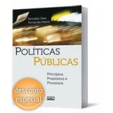Políticas Públicas - Reinaldo Dias, Fernanda Matos