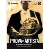 Prova de Artista (DVD) -