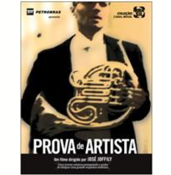 Prova de Artista (DVD)