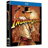 Quadrilogia Indiana Jones - A Aventura Completa (Blu-Ray)