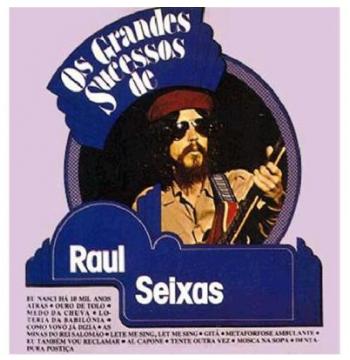 Os Grandes Sucessos de Raul Seixas (CD)