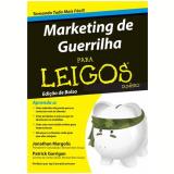 Marketing De Guerrilha Para Leigos - Jonathan Margolis