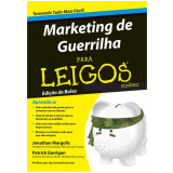 Marketing De Guerrilha Para Leigos - Jonathan Margolis