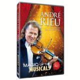 Andre Rieu - Magic of the Musicals (DVD) - Andre rieu