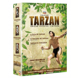 Cole��o Tarzan Vol. 1 (DVD)