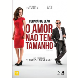 Coracao De Leao (DVD) - Marcos Carnevale