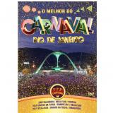 O Melhor do Carnaval do Rio de Janeiro (DVD) - Vários