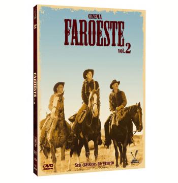 Cinema Faroeste (Vol. 2) (DVD)