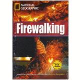 Footprint Reading Library - Level 8  3000 C1 - Firewalking - American English + Multirom - Rob Waring