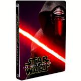 Star Wars - O Despertar da Força - Steelbook (Blu-Ray) - Harrison Ford, Mark Hamill