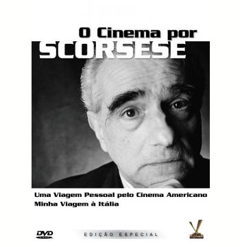 O Cinema Por Scorsese (DVD)