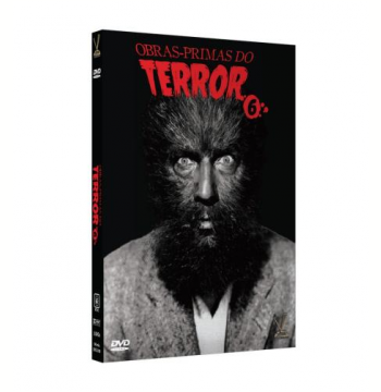Obras-Primas do Terror -  (Vol. 6) (DVD)