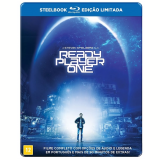 Jogador Nº1 - SteelBook (Blu-Ray) - Steven Spielberg (Diretor)